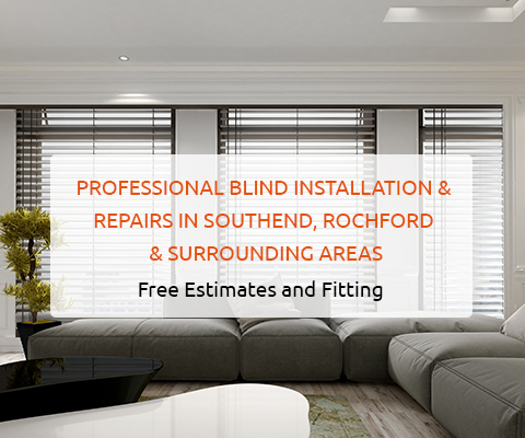 Made To Measure Blinds In Southend, Odyssey Blinds