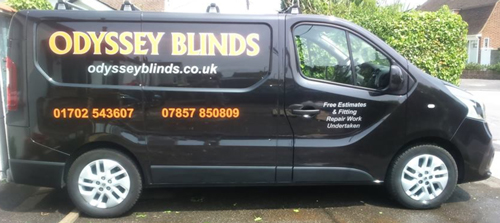 Odyssey Blinds In Rochford, Southend-on-Sea, Essex